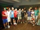 Hráči ping pong turnaje 7.8.2012 kulečník - billiard - snooker - ping pong - stolní tenis - Praha 10 - Harlequin Praha