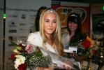 Miss Billiard 2012 se stala Aneta Roučková z Jižních Čech, turnaj vyhrála Hanka Kaslová