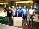 Výsledky turnaje ve stolním tenise v úterý 14.1 2014, René Jung opět vítězí