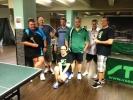 Druhý turnaj v stolním tenise vyhrává Láďa Doležel. Turnaje pokračují každý pátek!