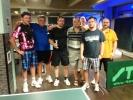 Turnaj v ping pongu stolním tenisu, opět vítězí Láďa Doležel!