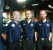 Billiardový tým Harlequinu Praha A šestý na mistrovství republiky