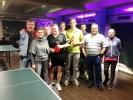 Výsledky čtyř turnajů v stolním tenise, dvakrát vítězí Pavel Ptáček!!! Ivan Courton se vrací!