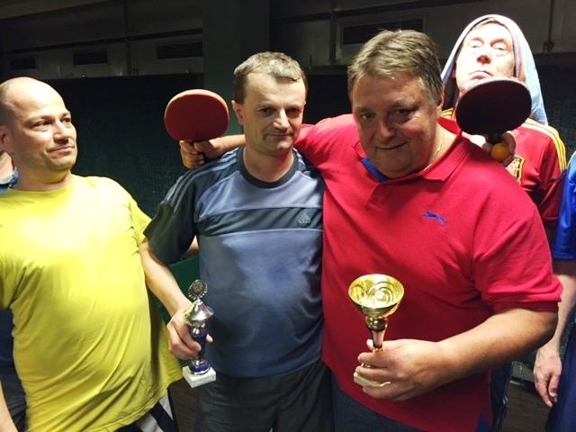 Souhrnné výsledky turnajů pool , stolní tenis a Holandský billiard v kulečníkovém klubu Harlequin