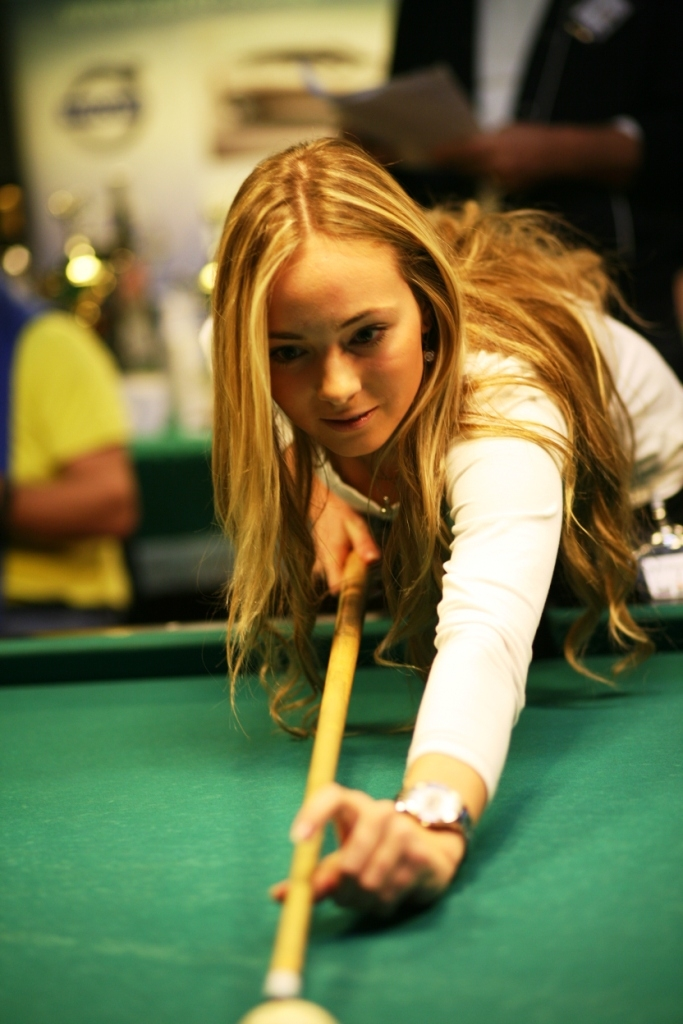Miss Billiard 2012