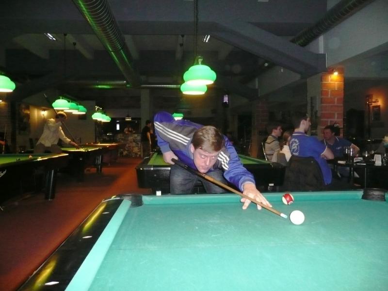 Pool turnaje foto