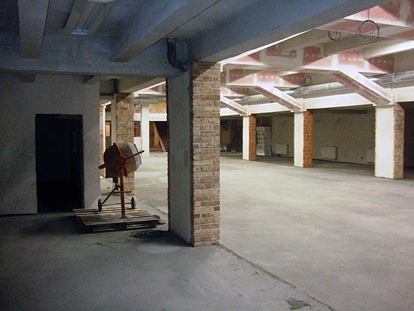 10. 2. 2010 - pohled od kanceláře