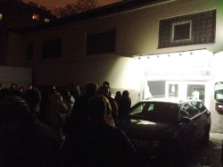 Narozeninová párty v billiardovém kulečníkovém klubu Harlequin Praha