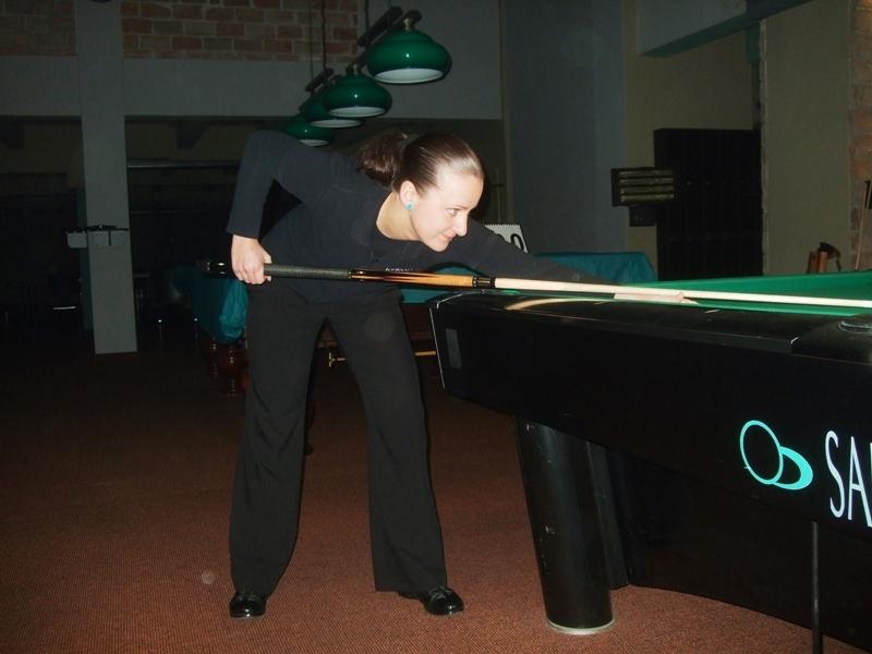 Hanička Kaslová billiard - kulečník - ping pong Praha 10