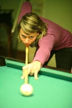 Veronika Hubrtová reprezentantka Harlequinu Praha reprezentuje ČR na Mistrovství Evropy 2014