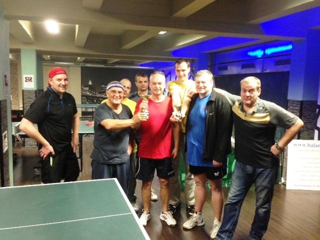 Výsledky turnajů v kulečníku, stolním tenise a Holandském Billiardu