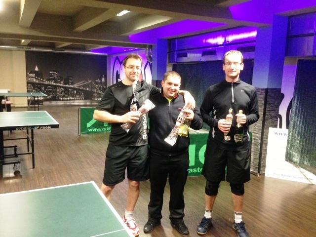 Vanoční turnaj v stolním tenise zná své vitěze!