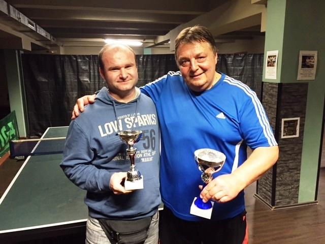 Souhrnné výsledky turnajů Leonard Hejný třetí místo v Nováčkách v klubu Harlequin