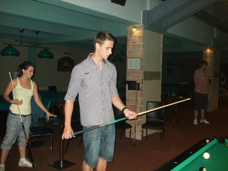 Švorc Tomáš billiard