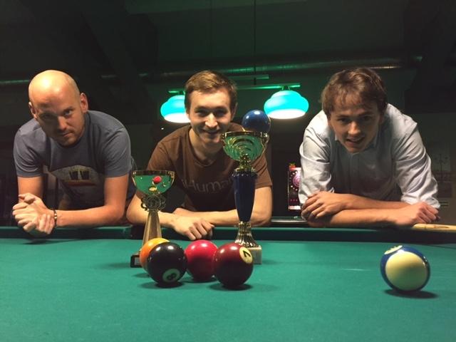 Kulečníkové turnaje