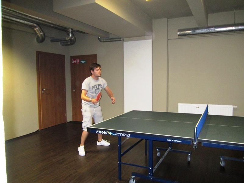 Honza Fiala - kulečník, billiard, ping pong Praha 10, Harlequin Praha
