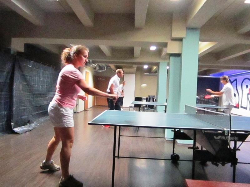 Kateřina Forštová - kulečník, billiard, ping pong Praha 10, Harlequin Praha