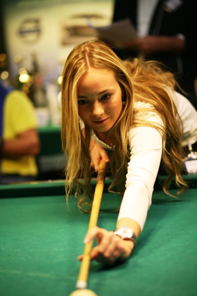 Miss Billiard 2012